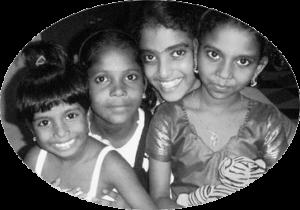 Kinder Indiens